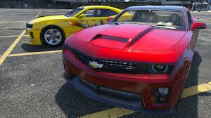 camaro 2012 zl1 2012 chevrolet camaro zl1 gta5 mods com