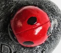 Ladybug Desk Accessories Ladybug Decor Cubicle Decor Ladybug Gifts Desk Decor