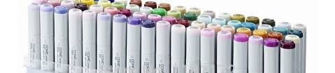 copic markers set piccoleperle favors