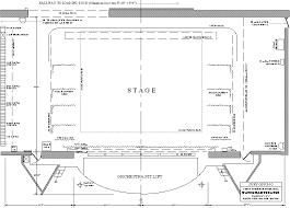 stage floor plan t9c1 groundplan gif 776 557 stage pinterest stage