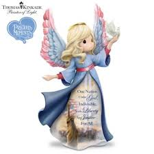 precious moments forget angel figurine