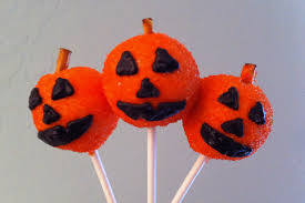 Halloween Themed Cake Pops by Holiday U2013 Page 2 U2013 Let Them Eat Pops