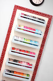 Ikea Spice Rack Hack Diy by Remodelaholic 25 Ways To Use Ikea Bekvam Spice Racks At Home