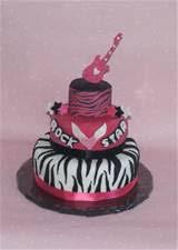 rock diva cake ideas 112178 rock star diva cake rocker pin