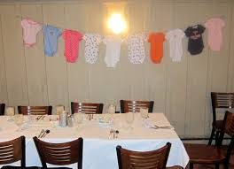 photo cuddly clothesline baby shower image