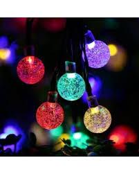 outdoor string lights rain amazing deal on jml solar string lights rain drop 20ft 30 led multi