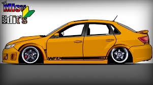 orange subaru impreza subaru impreza wrx hellafail by marcelux on deviantart