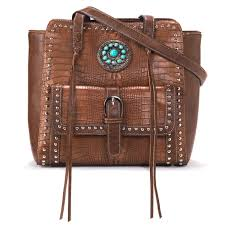 western style purses cattle kate