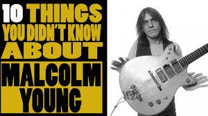 10 things you didn u0027t know about ac dc u0027s guitarist malcolm young
