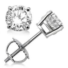 back diamond earrings signature diamonds earring for women