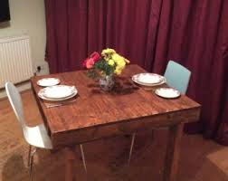 Pallet Dining Room Table Pallet Dining Table Etsy