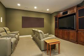 home theater in wall speakers acoustic fabric wall finishing for home theaters fabricmate
