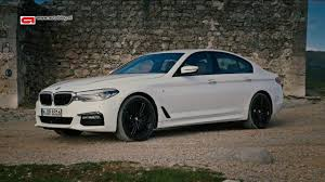 bmw 5 series 2017 review youtube