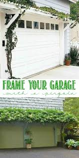 Garage Door Curb Appeal - curb appeal hacks to increase your home value