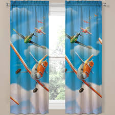 amazon window drapes amazon com disney planes window panels curtains drapes set