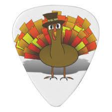 thanksgiving guitar picks zazzle co nz