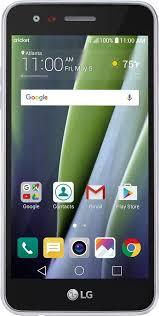 black friday cricket phone sale 2017 cricket wireless lg risio 2 4g lte with 16gb memory prepaid cell