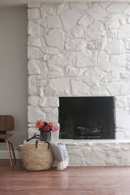 Painted Fireplaces Fireplace Painted Fireplace Ideas Terrifying Painted Fireplace