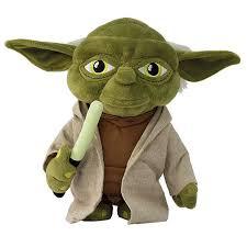 Star Wars Battling Yoda Target Australia