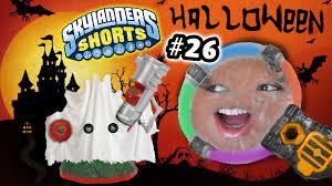 Skylander Halloween Costumes Skylanders Shorts Episode 26 Halloween Trap Team