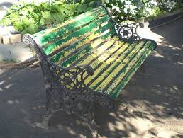 Cast Bench Ends Antique Cast Iron Park Bench Ends Only At Eclectic Pictures On