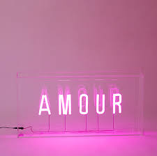 Pink Light Amourweb4 Neons U0026 Signs Pinterest Lightbox Neon And Neon