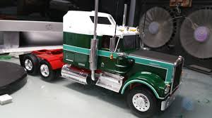 kenworth w900 model truck tamiya 1 25 w900