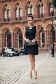 black necklace dress images Greetings from london little black dress charm necklace jpg
