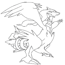 mega lugia coloring pages how to draw pokemon reshiram people