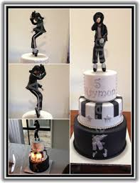 michael cake toppers delightful wedding cake toppers 5 michael jackson with