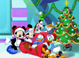 mickey mouse christmas wallpapers for childrens