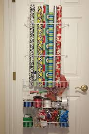 gift wrap storage ideas simple bedroom with wrapping paper storage solutions wire gift