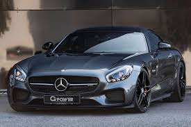 official 610hp mercedes amg gt s by g power gtspirit