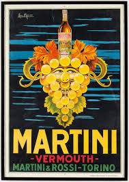 martini vermouth jan marco a lithographic martini vermouth vintage poster