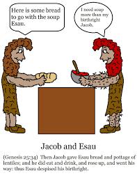 jacob esau clipart 67