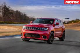 jeep hawk track jeep grand cherokee trackhawk confirmed for oz motor