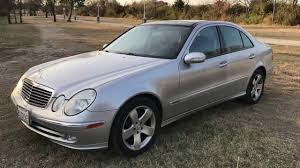 Mercedes Benz E 2003 How Much Is This 2003 Mercedes Benz E500 Worth Youtube