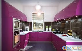 3d rendering for showcasing modular kitchen design bigyan kar