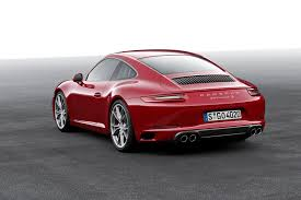 porsche carrera 2017 new 2017 porsche 911 u2013 same look new turbo engine higher prices