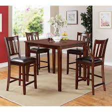 shop acme furniture odran espresso dining set with square counter