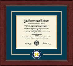 of michigan diploma frame of michigan diploma frame lasting memories dsch umiclmc