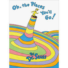 oh the places you ll go party the places you ll go book party edition