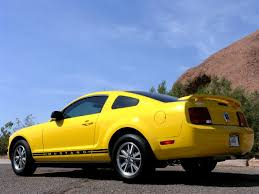 40th year anniversary mustang my 4th car and 2nd mustang 2005 yellow can t wait til the