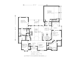 Buy Floor Plan by Don Hildebrand Home Designs