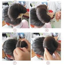 chignon tool hair styling bun maker tool shop chainz