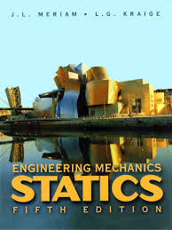 engineering mechanics statics meriam and kraige 5th ed