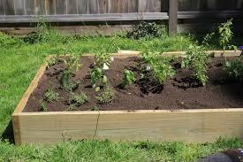 Backyard Raised Garden Ideas How To Build A Garden Box Home Outdoor Decoration