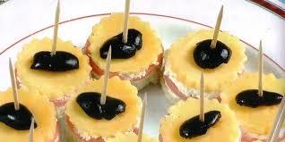 canap au fromage canapés aux deux fromages les salés plats du maroc
