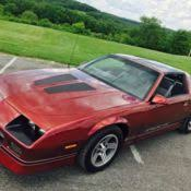 1988 chevrolet camaro iroc z 1988 chevrolet camaro iroc z28 clean runs well low no