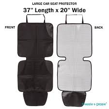 Upholstery Car Seats Near Me Amazon Com Freddie And Sebbie Car Seat Protector Non Toxic Child
